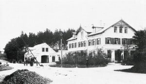 Nyholte hotel 1889