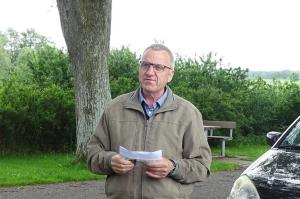 Jens Nygaard byder velkommen