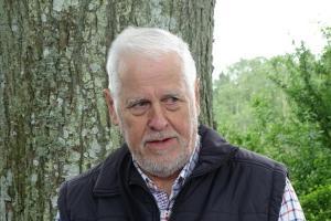 Nils Kristian Zeeberg fortæller om vejens historie