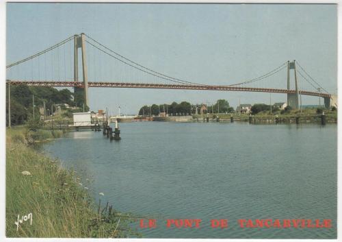 Tancarville-broen (1959)