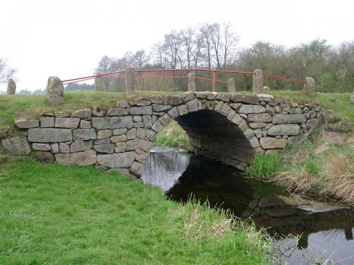 Povls Bro på Hærvejen