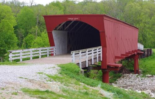 Roseman Bridge Madison County