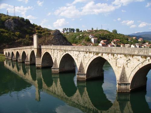 Broen over Drina ved Visegrad