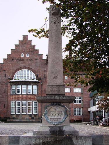 0-kilometersten Aalborg