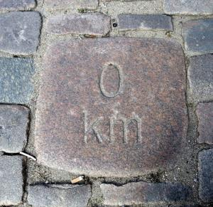 0-km sten Viborg