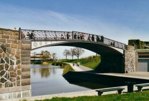 Gefionbroen ved Langelinie (1894)