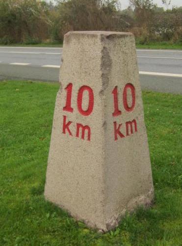 10 km-sten