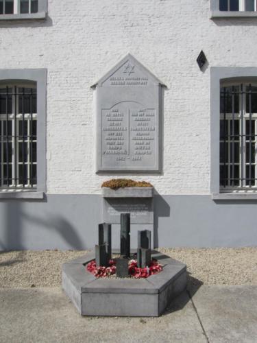 Kazerne Dossin - monumentet for jødedeportationerne