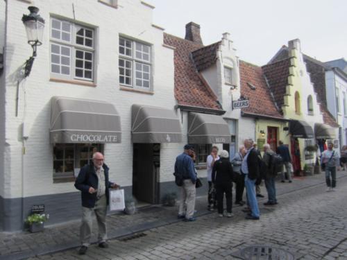 Jean de Bruges i Walstraat