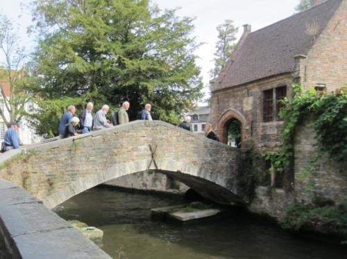 Bonifaciusbrug(fra beg. af 1900-tallet!)