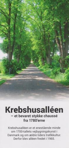 Brochure om Krebshusalléen