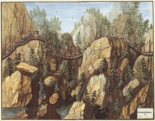Norske Reise Anno 1733