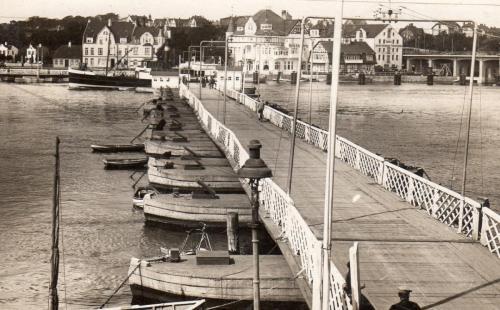 Pontonbroen i Sønderborg (1856-1930)