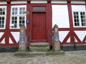 UJ032 og UJ033. Aalborg Slot.