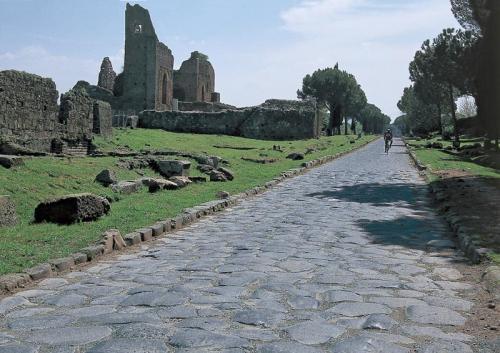 Romerveje: Via Appia