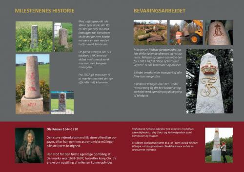 Brochure om Milestensgruppen