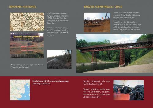 Studietur til den genfundne bro