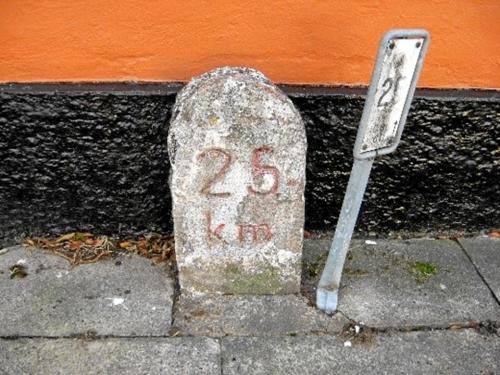 25 km fra Hjørring