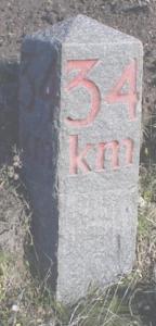 34 km
