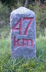 47 km